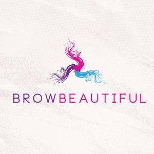Eyelashes logo design