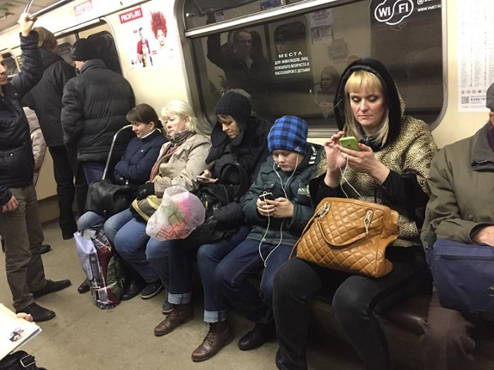 Joys Of The Moscow Metro