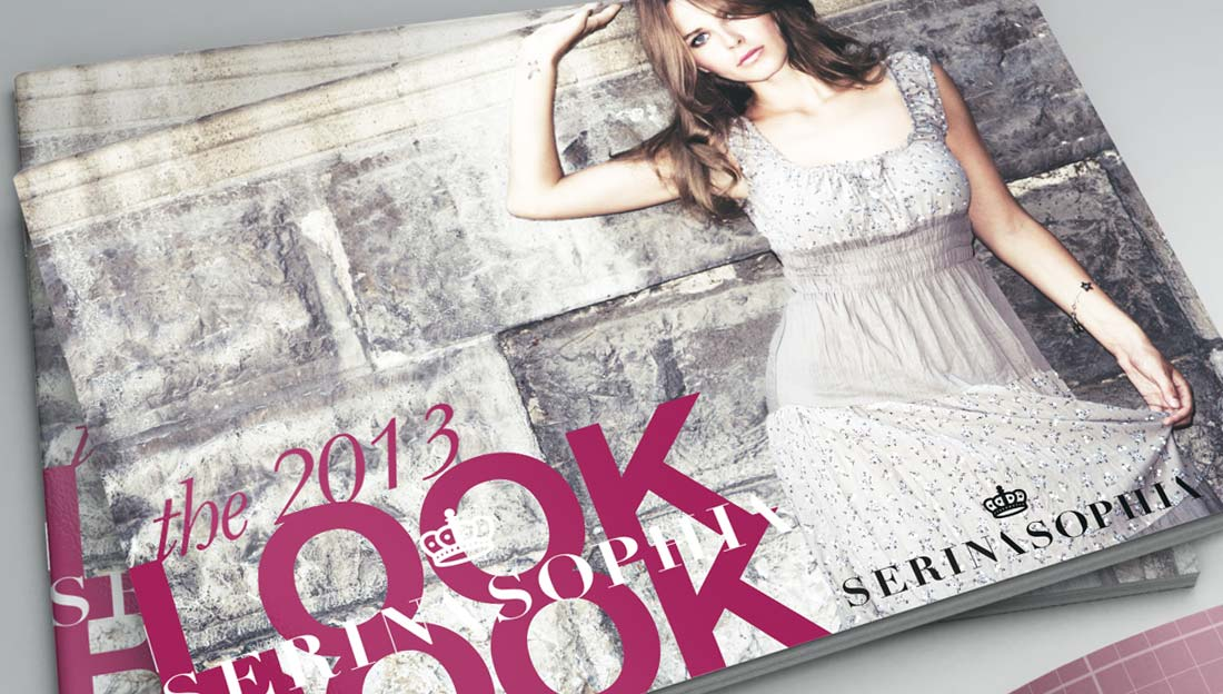 SERINA-SOPHIA-LOOK-BOOKLET-COVER-DESIGN