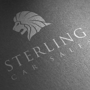 Sterling-car-sales-logo-design-top