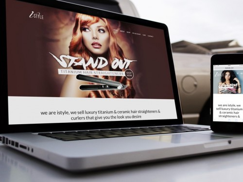 istyle-responsive-web-design-hair-beauty-straighteners-curlers-extensions-mac-iphone