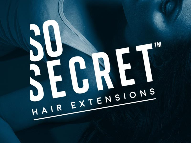 branding & logo design hair extensions salons