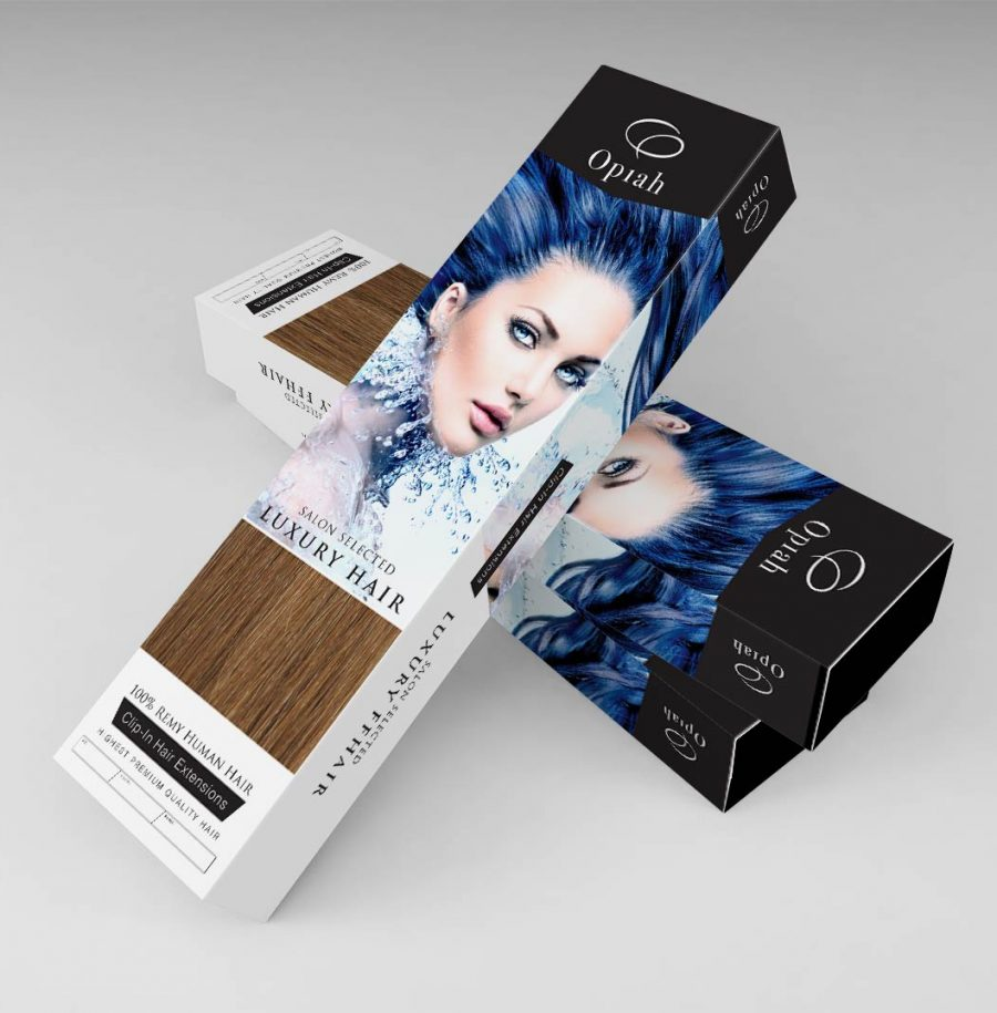 image-opiah-remy-human-hair-extensions-packaging-box-design