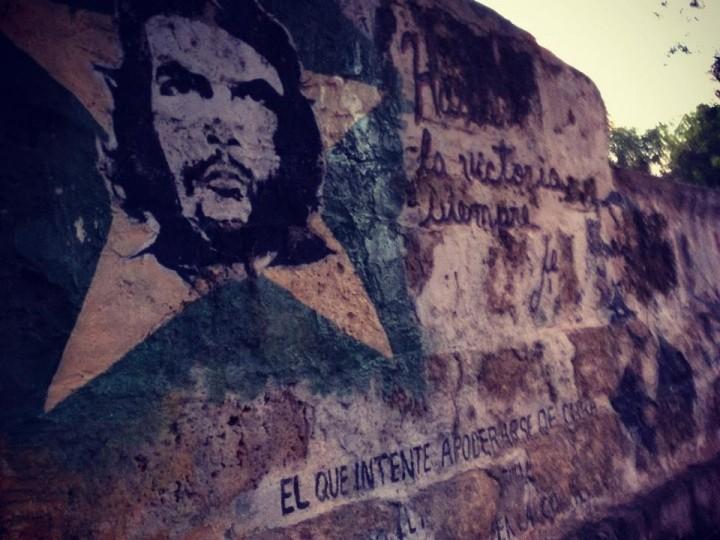Darren in Cuba