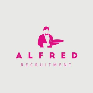alfred-recruitment-logo-design