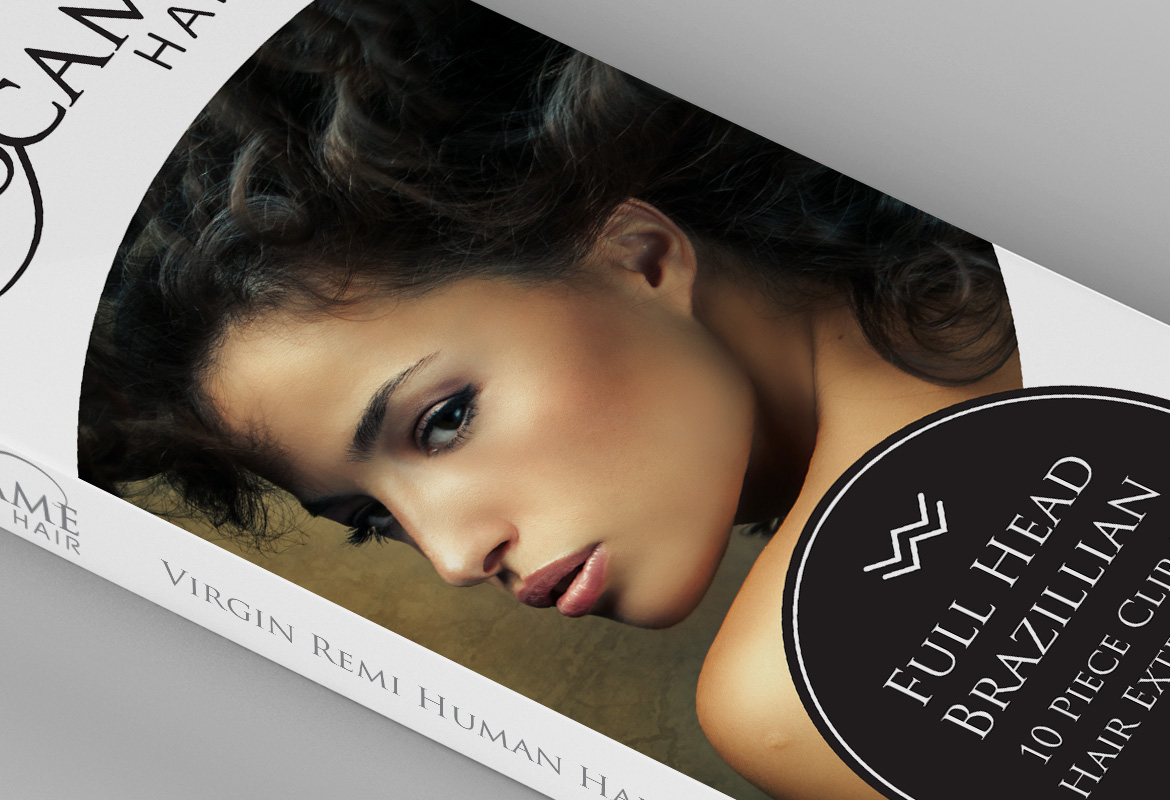 tocame-brazilian-hair-extensions-packaging-design-angled-zoomed