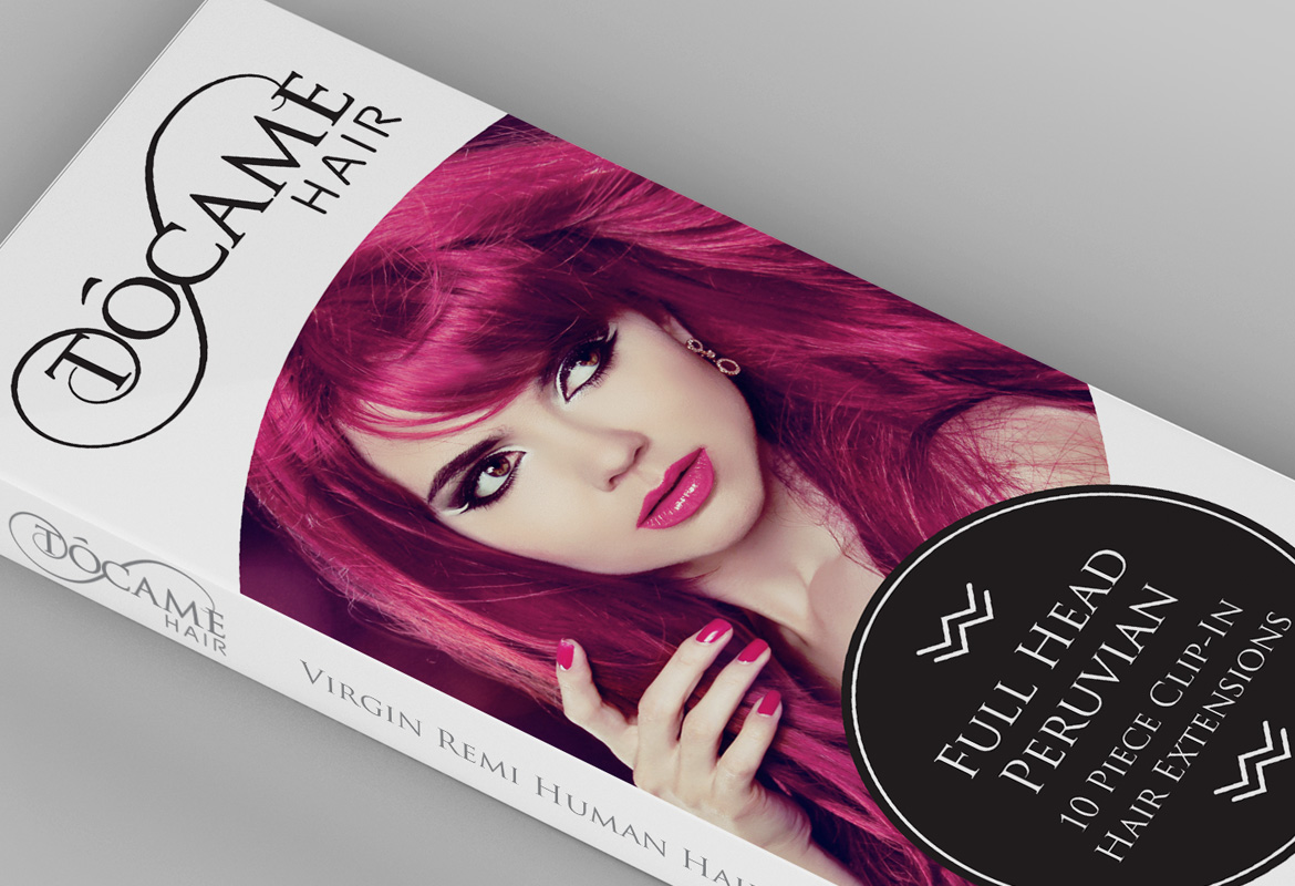 tocame-peruvian-hair-extensions-packaging-design-angled-zoomed