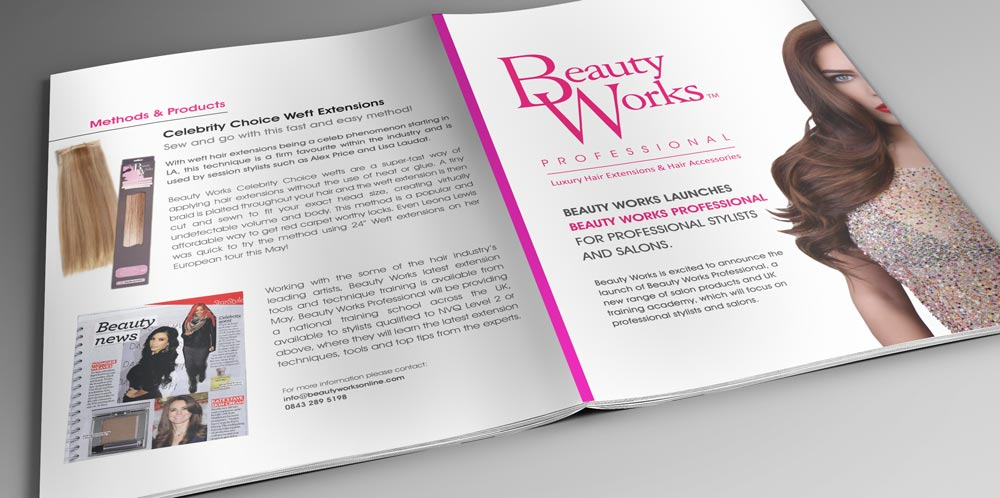 hair-extensions-celebrity-choice-press-release-cover-design