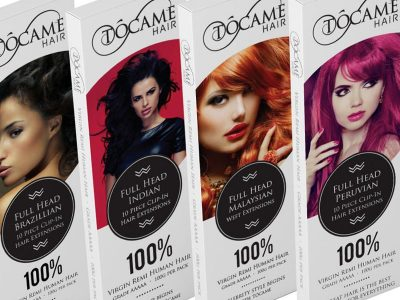 to came hair extensions packaging