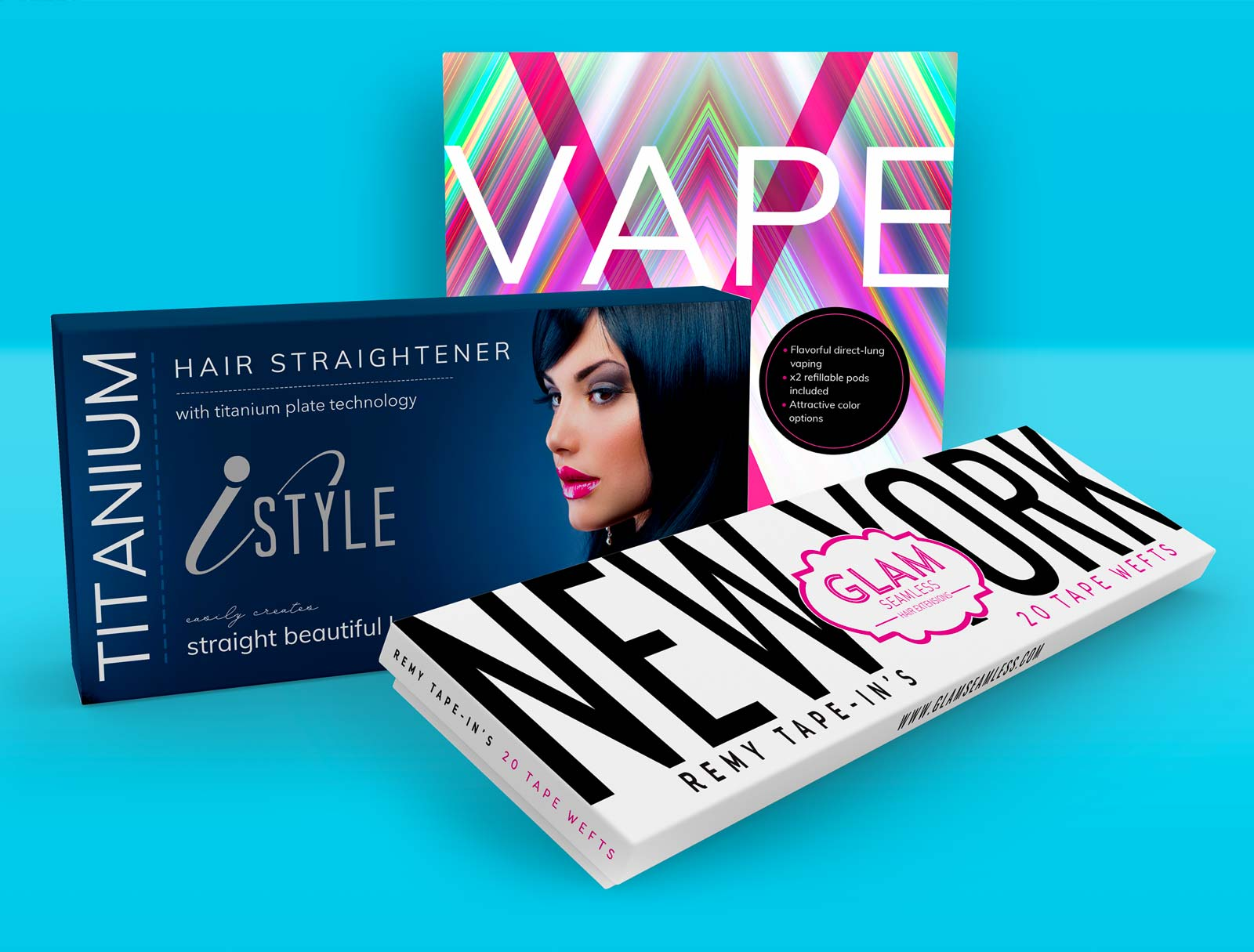 freelance packaging designer uk liverpool hair and beauty