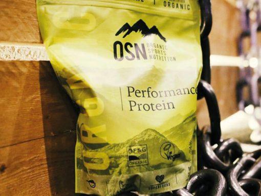 Organic Sports Nutrition